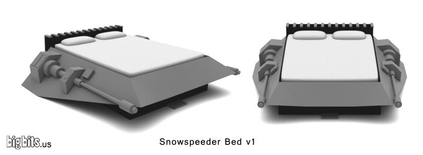 Snowspeeder-Bed-v1